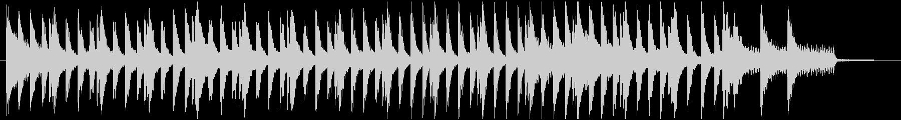本物の響きのある中世の楽器は、チュ...の未再生の波形
