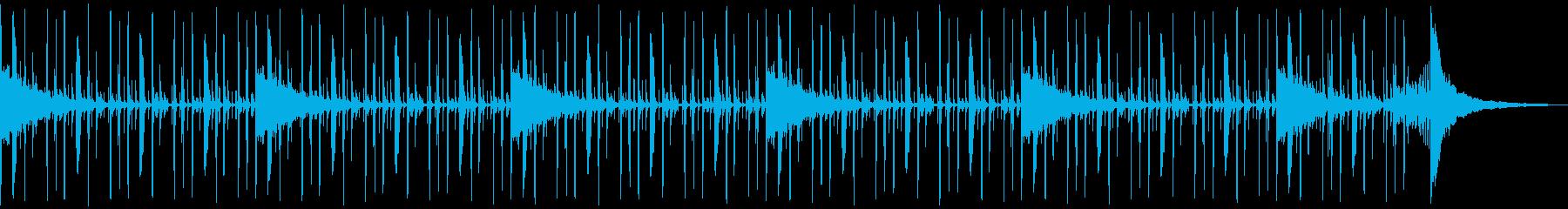 RHYTHMIC MACHINE ...の再生済みの波形