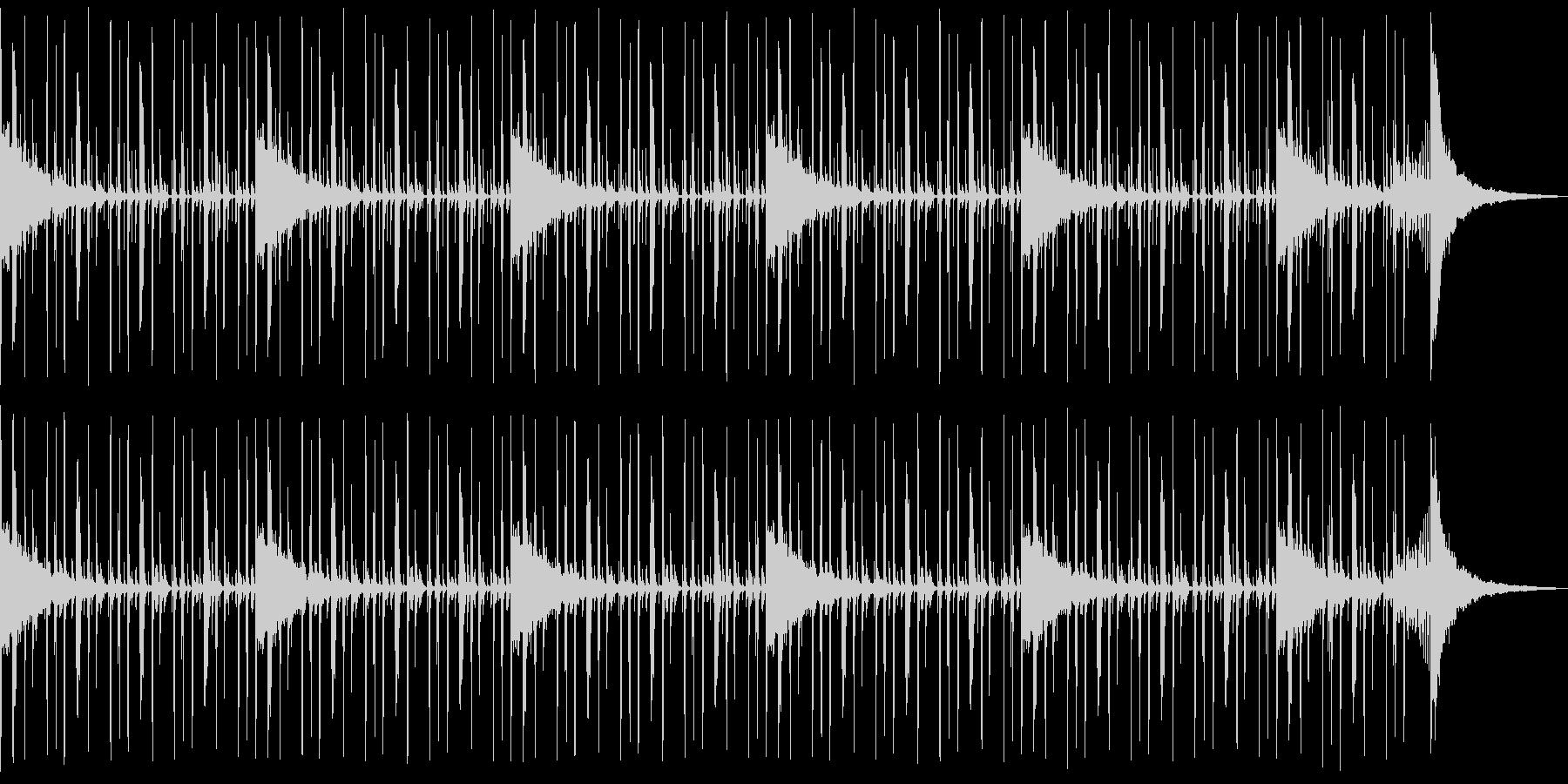 RHYTHMIC MACHINE ...の未再生の波形
