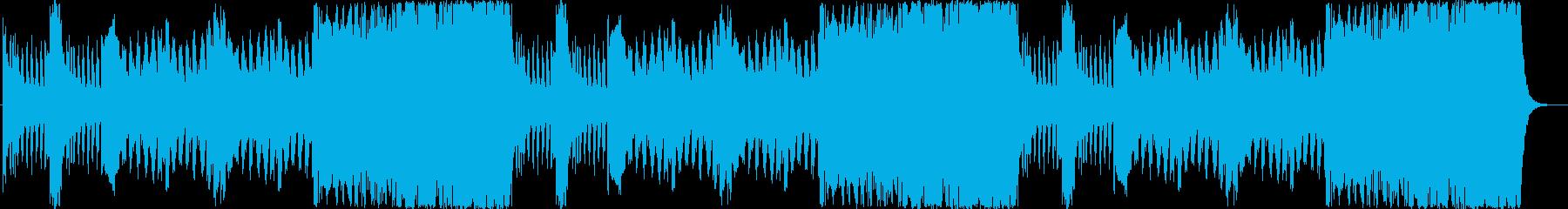 RPG トップ画面用BGM・30秒ループの再生済みの波形