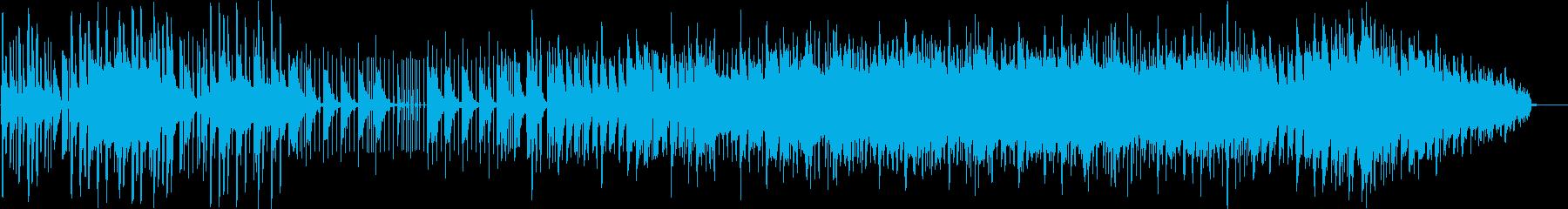 スイッチオン(音)。進め、その先へ。の再生済みの波形