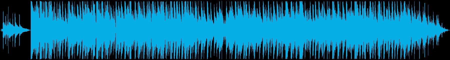 アコースティックギター。の再生済みの波形