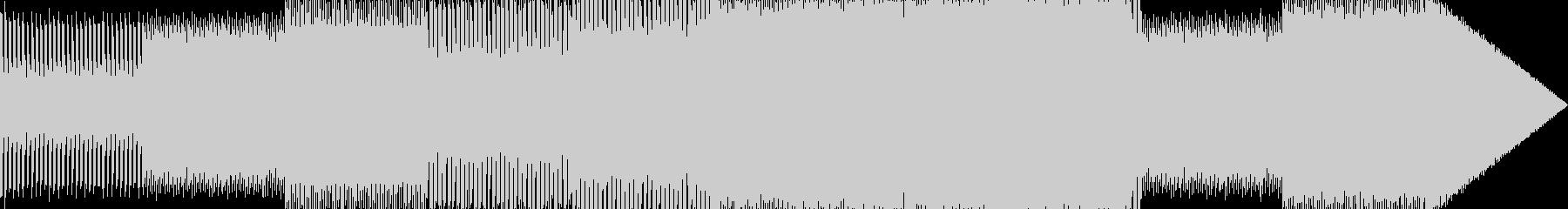 プログレッシブ。の未再生の波形