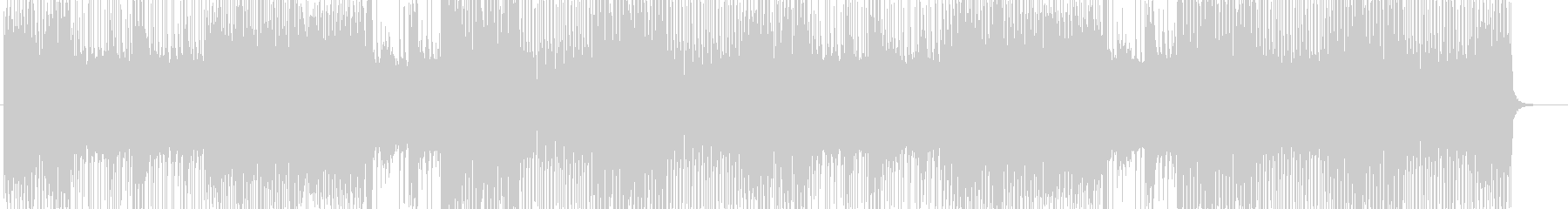 DEATH METAL BGM111の未再生の波形