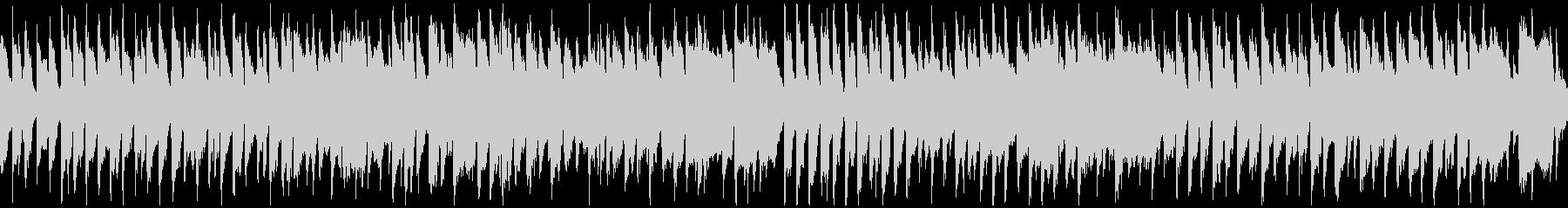ほのぼのリコーダーのポップス ※ループ版の未再生の波形