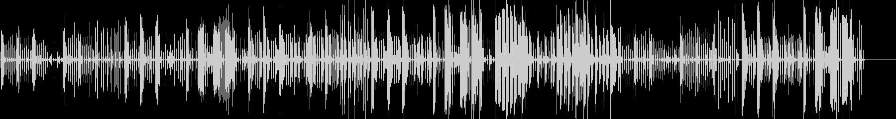■シンセ・Eピアノ・まぬけであほっぽい曲の未再生の波形
