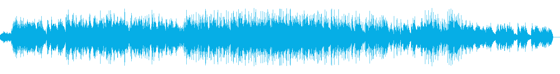 温かいエレピが印象的な明るく優しい曲の再生済みの波形