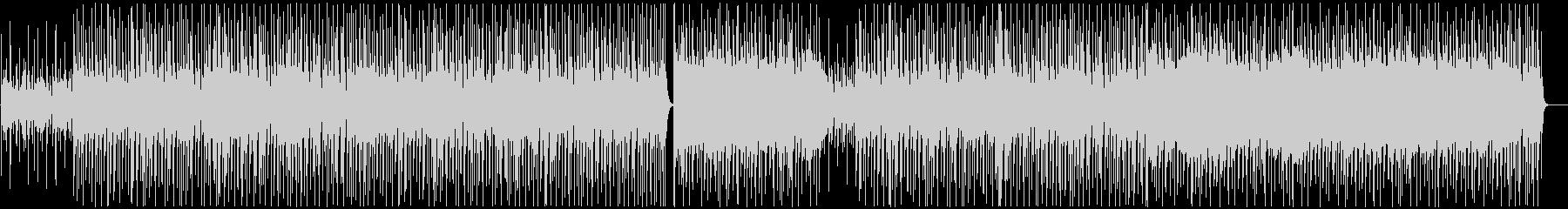 アップテンポなOP風アコギとドラムの曲の未再生の波形
