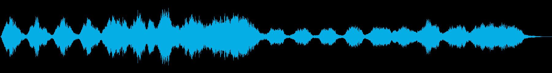 現代の交響曲 室内楽 劇的な 感情...の再生済みの波形