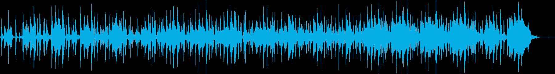 ポップインストゥルメンタル。うれし...の再生済みの波形