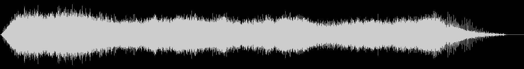 小型の電動ポータブルジグソー:スタ...の未再生の波形