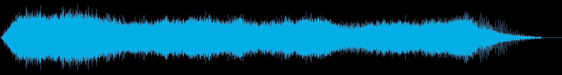 小型の電動ポータブルジグソー:スタ...の再生済みの波形