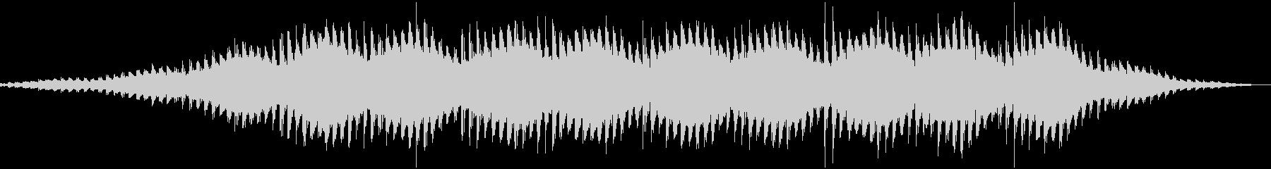 【ゲーム】不穏な空気に合う音の未再生の波形
