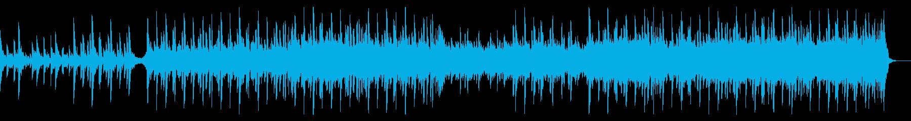 ダブステップ レトロ ポジティブ ...の再生済みの波形