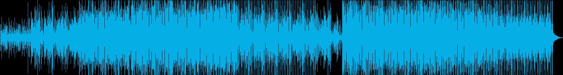 ボーカルフック、非常に深いサウンド...の再生済みの波形