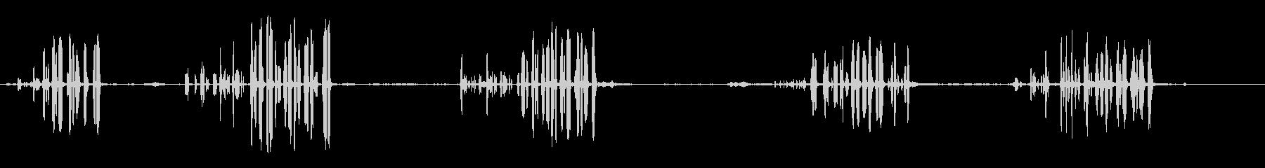 ラーク2の未再生の波形