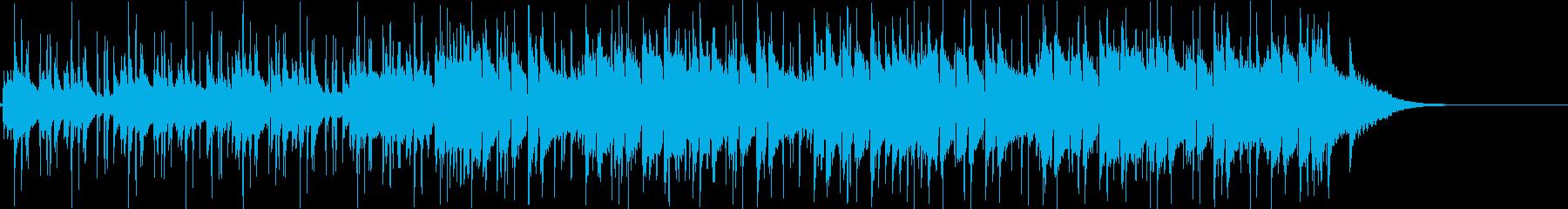 Pf「小田原」和風現代ジャズの再生済みの波形