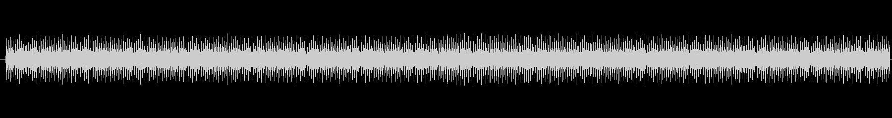 バギー エンジンスローアイドル01の未再生の波形