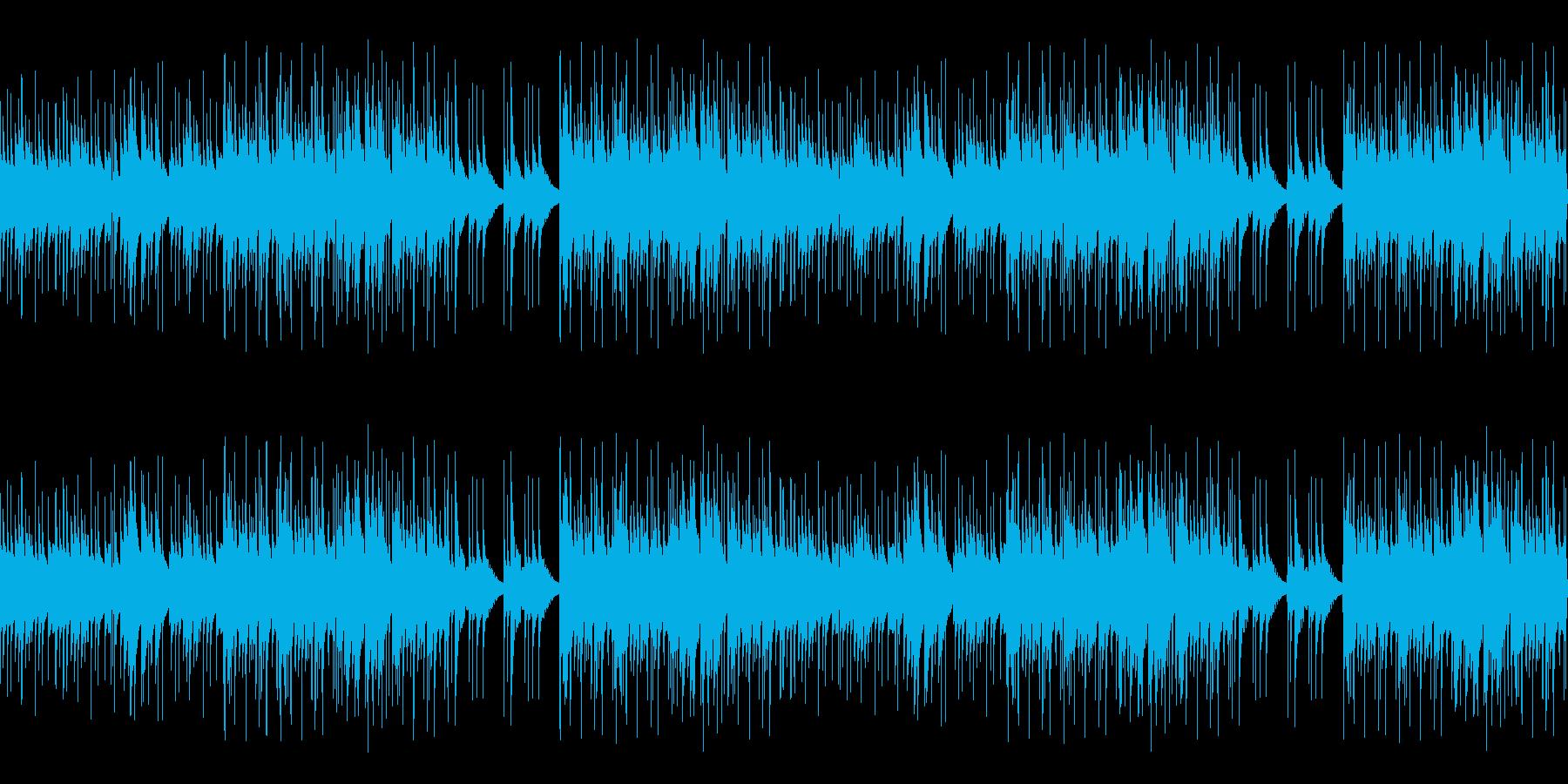 【アジアン/雑貨屋/オリエンタル】の再生済みの波形