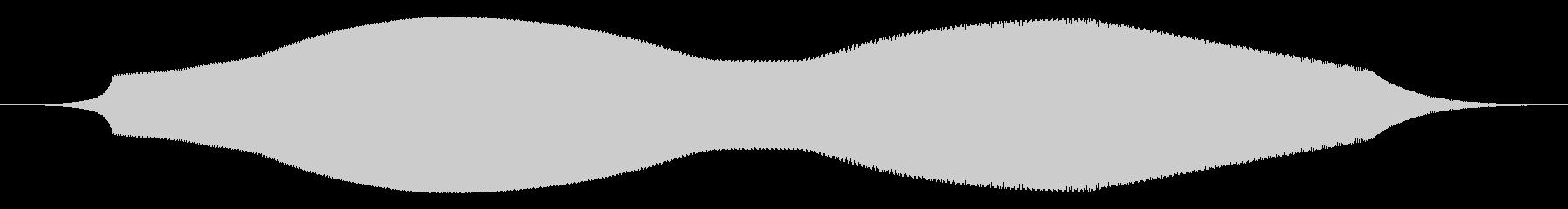 ヒューン【コミカルな落下の効果音】の未再生の波形