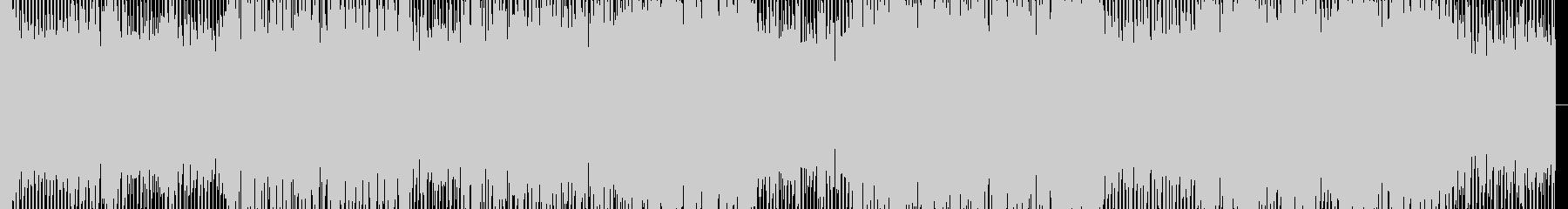ポップロックソング70年代。の未再生の波形