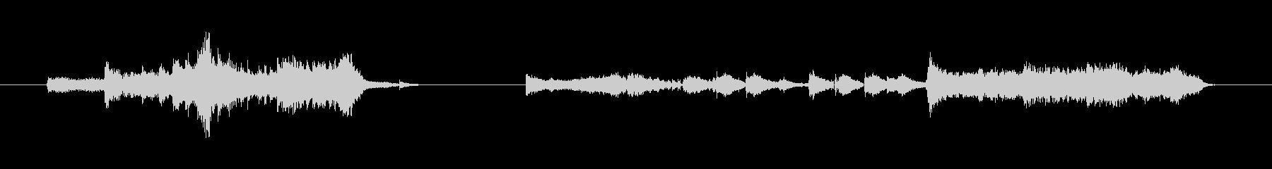 Sci-fi orchestra sound is impressive's unreproduced waveform