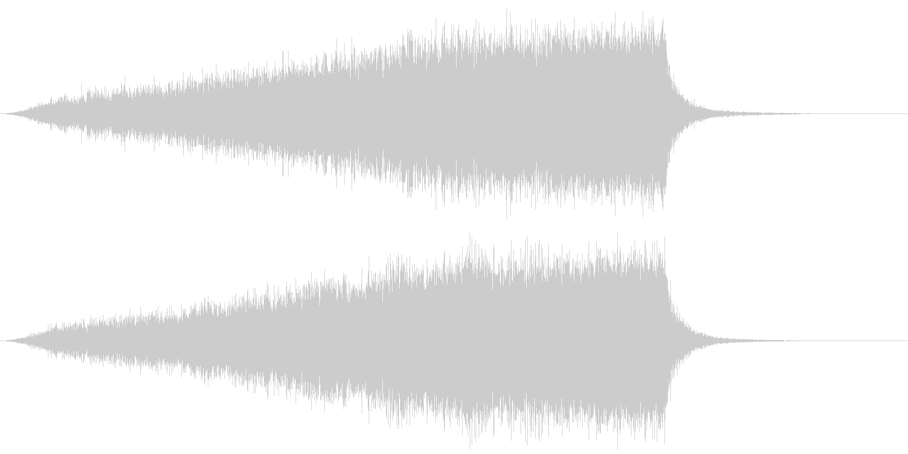 【ライザー】09 SFサウンド 宇宙の未再生の波形