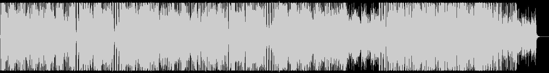 ナイトクルージンの未再生の波形