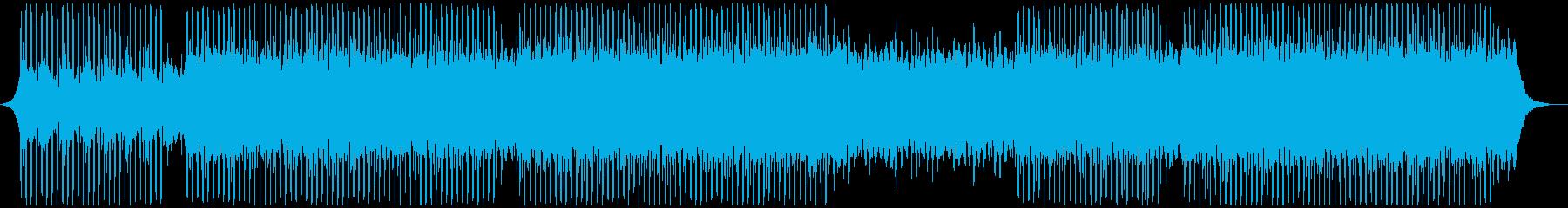 ソフトコーポレーションの再生済みの波形