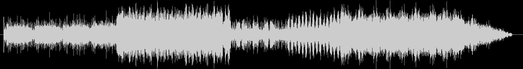 メルヘンチックなEDMの未再生の波形