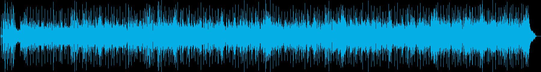 70年代ニューミュージック系ポップの再生済みの波形