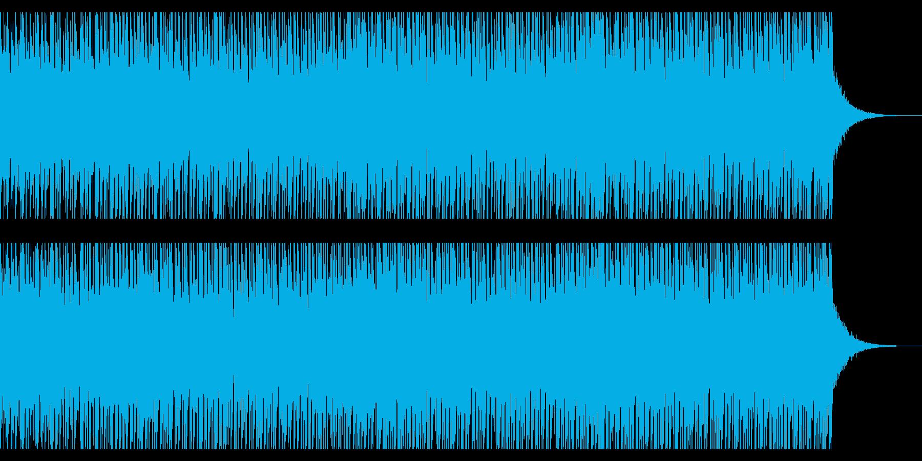 サニーサマー(60秒)の再生済みの波形
