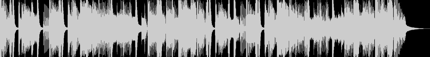 コーポレート ファンキーの未再生の波形