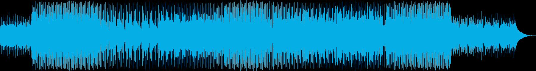 可愛い・ほのぼの・元気の再生済みの波形