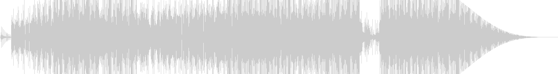 エレクトリックジャズプロジェクト。...の未再生の波形