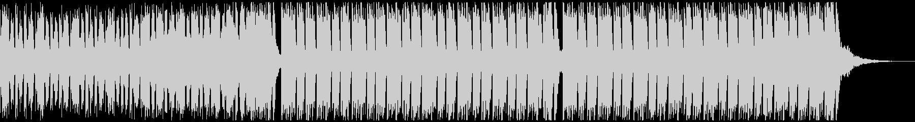 スポーツ音楽(60秒)の未再生の波形