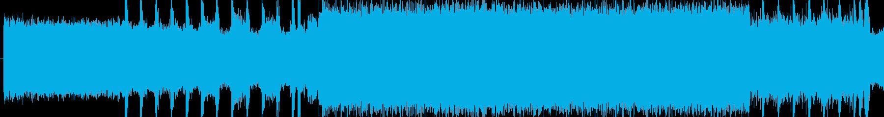 SEの再生済みの波形