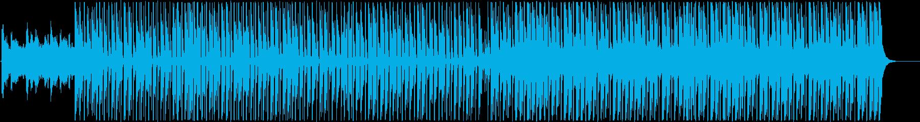 甘く切ないダンスホールレゲエ の再生済みの波形