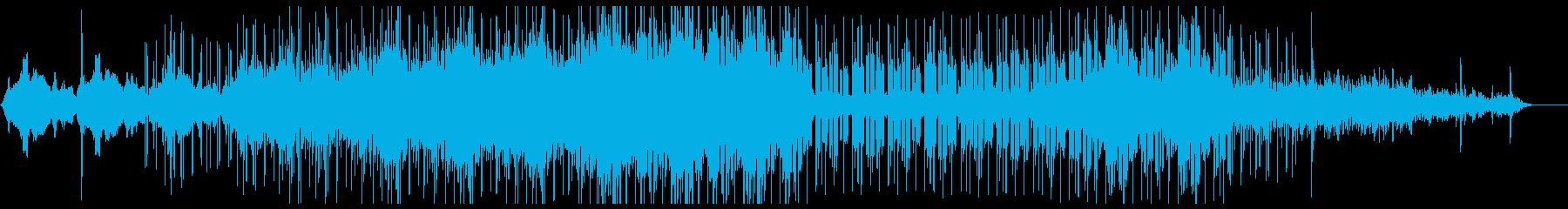 アンビエント 神経質 ファンタジー...の再生済みの波形