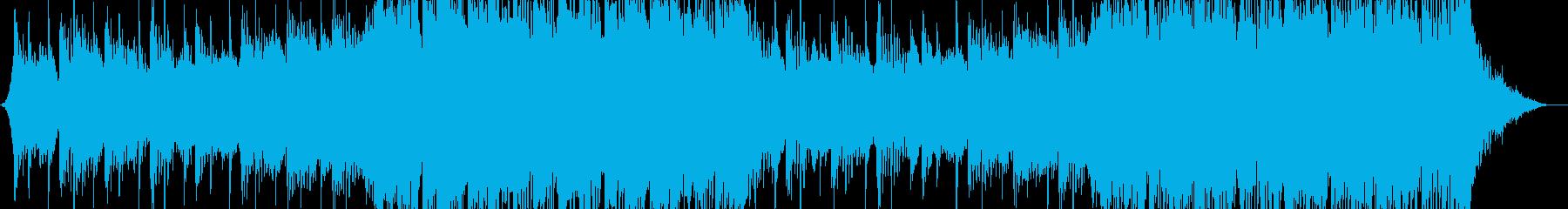 Hollywood Orchestra 3の再生済みの波形