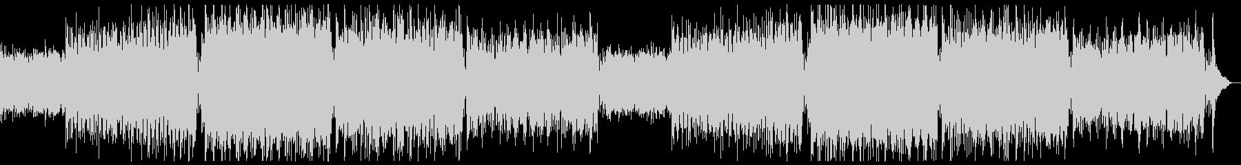 ハリウッド風ダークバイオリンx2回の未再生の波形