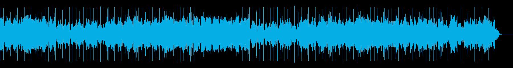 BGM016-05 エレピとアコーステ…の再生済みの波形