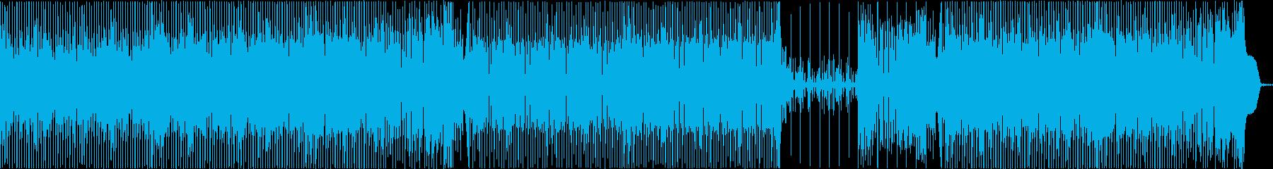 ニュース 報道 捜査 ミステリアス 混沌の再生済みの波形