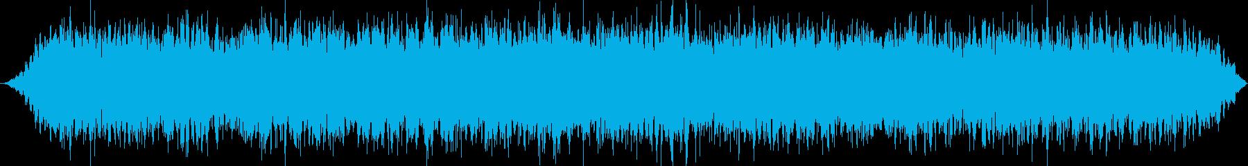 PADS 不安定な世界02の再生済みの波形