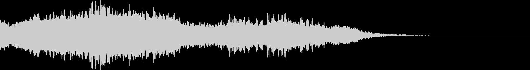 アトモスフィア FX_01 padの未再生の波形