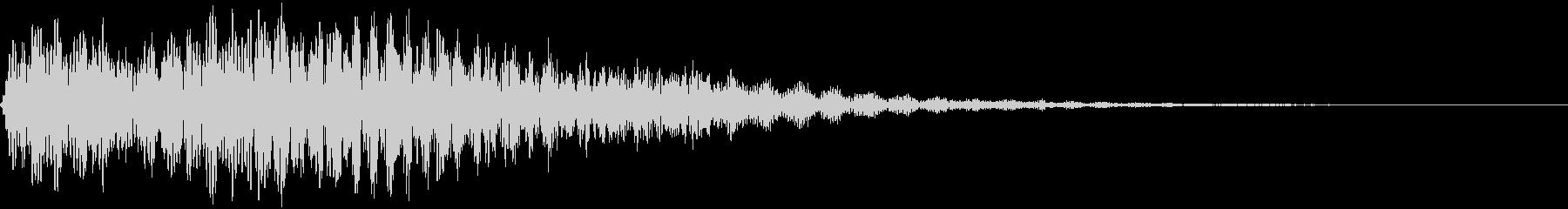 【ダーク・ホラー】アトモスフィア_19の未再生の波形