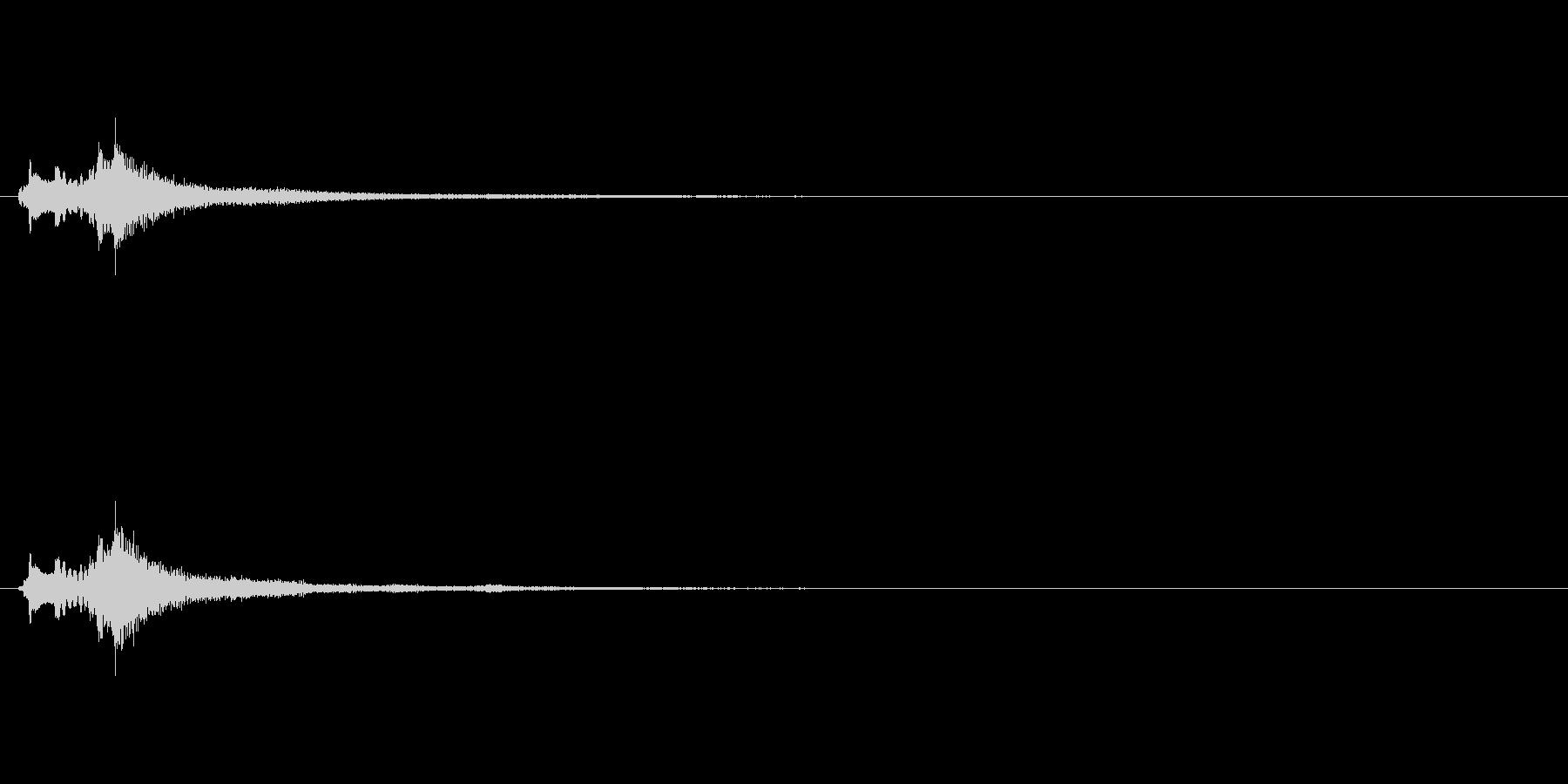 キラキラ系_073の未再生の波形