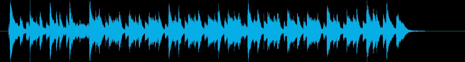 CM用12/ショート可愛いキッズ・ペットの再生済みの波形