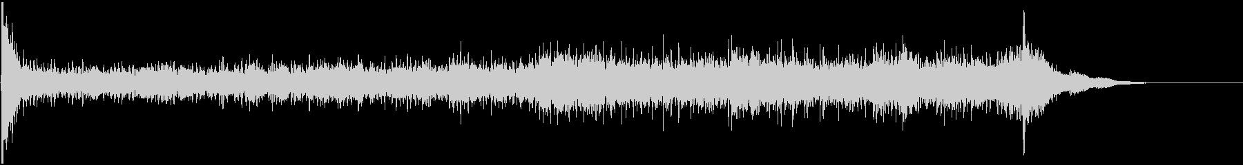 ティンパニロール-1の未再生の波形