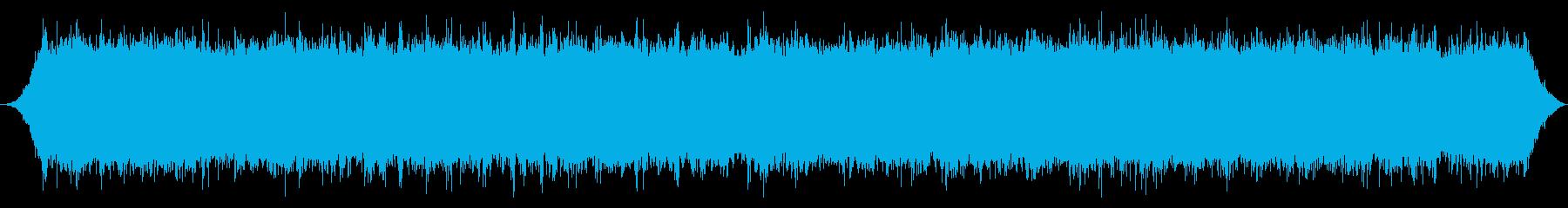 リバーラピッズ:ヘビーパワフルウィ...の再生済みの波形